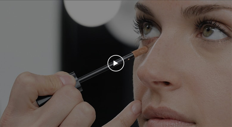 Click on video demonstrate How To Use Instant Full Cover Concealer
